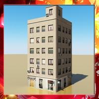 Building 43 3D Model
