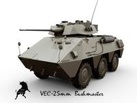 VEC-25 3D Model