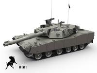 K-1 A1 3D Model