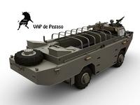 V.A.P. Pegaso  3D Model