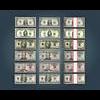 08 08 15 531 us dollar bill collection 02 4