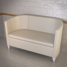 Topdeq John Bronco sofa 3D Model