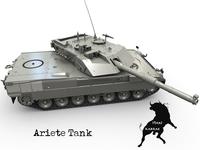 Ariete 3D Model