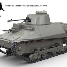 CCI of 1937 3D Model