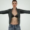 08 11 17 337 photorealistic 3d girl leather jacket hotpants jeans cute sexy woman avatar 3d full body scan 360 4 4