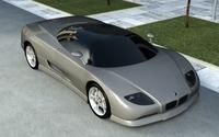BMW Nazca M12 3D Model