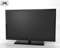 Westinghouse LD-4695 TV 3D Model