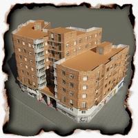 Building 53 3D Model