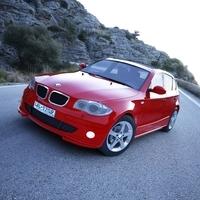 BMW 1 Series E87 3D Model