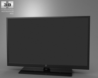 Westinghouse UW40T2BW TV 3D Model