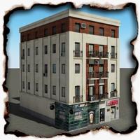 Building 55 3D Model
