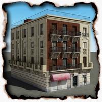 Building 56 3D Model