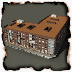 Building 57 3D Model