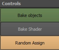 Free Random Shader assign to objects for Maya 0.1.0 (maya script)