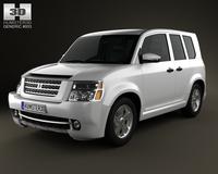 Generic SUV 2013 3D Model