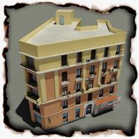 Building 60 3D Model