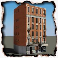 Building 61 3D Model