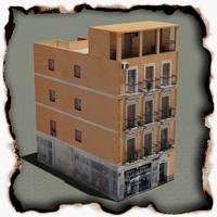 Building 62 3D Model