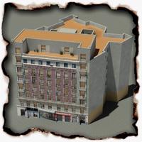Building 65 3D Model