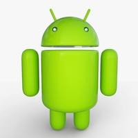 Android Mascot 3D Model