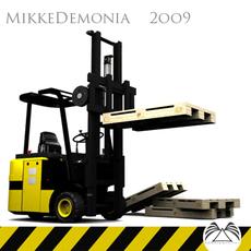Forklift Boss 3D Model