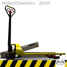 Manual Forklift 3D Model