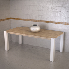 Yolis Dermi table 3D Model