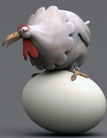 Chicken_Rig 1.3.0 for Maya