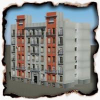 Building 67 3D Model