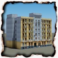 Building 68 3D Model