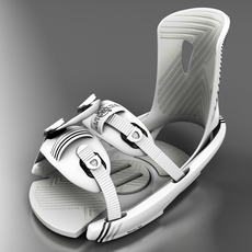 Bindings 3D Model