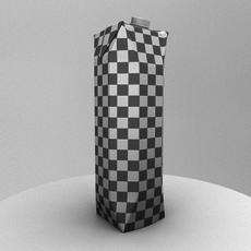 Tetra Pak 3D Model