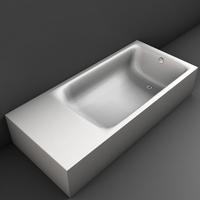 Tub 3D Model