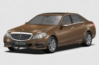 2014 Mercedes Benz E Class 3D Model