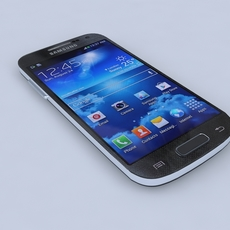 Samsung Galaxy S4 Mini 3D Model