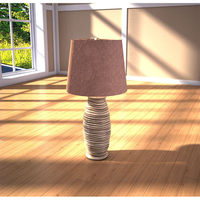 Ashley Logan - Table Lamp 3D Model