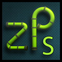 Free zPipeMaker Simple Maya Pipe Making Tool for Maya 2.1.4 (maya script)