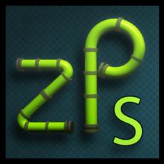 zPipeMaker Simple Maya Pipe Making Tool for Maya 2.1.4 (maya script)