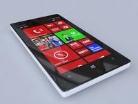 Nokia Lumia 928 3D Model