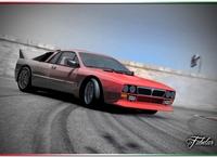 Lancia 037 Stradale STD MAT 3D Model
