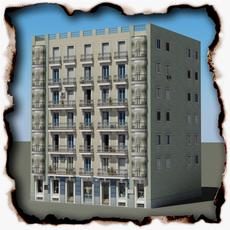 Building 82 3D Model