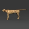 09 18 03 459 low poly leopard 03 4