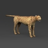 09 18 03 830 low poly leopard 06 4