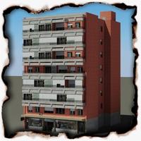 Building 84 3D Model