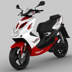Yamaha AeroX R 2013 3D Model
