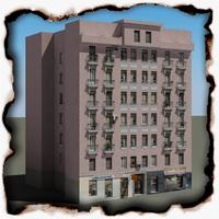 Building 86 3D Model
