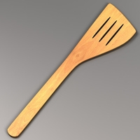 Slotted spoon 3D Model