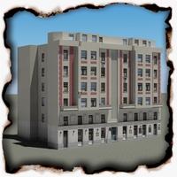 Building 87 3D Model