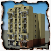 Building 88 3D Model