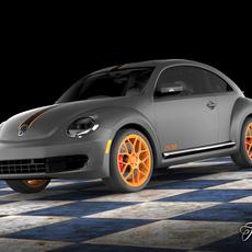 Volkswagen Maggiolino RS 2.0 3D Model